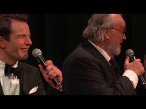 Maurice Hermans zingt liedjes van zijn vader Toon op zondagmiddag in De Meerpaal