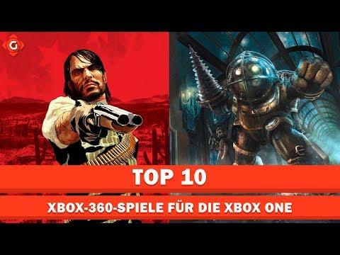Die besten Xbox-360-Spiele für die Xbox One   Top 10