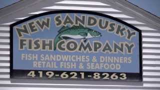 preview picture of video 'New Sandusky Fish Company'