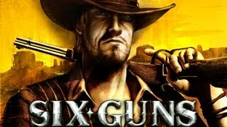 Six-Guns - Android Trailer