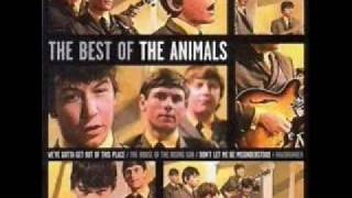 The Animals - Help Me Girl