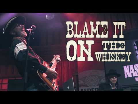 Trevor Panczak - Blame it on the Whiskey (lyric video)