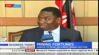 Kenya to earn more from its mining sector