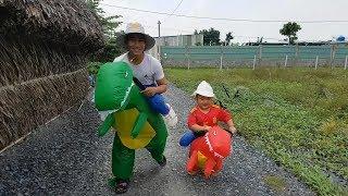 Trò Chơi Bé Vui Tìm Pizza Tí Hon ❤ ChiChi ToysReview TV ❤ Đồ Chơi Trẻ Em Baby Fun Song Bài Hát Vần T