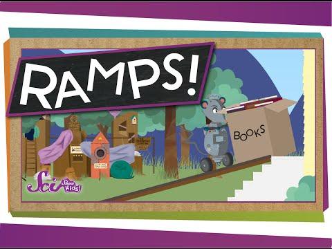 Ramps: A Super, Simple Machine!  - #sciencegoals