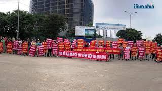 Hà Nội: Bệnh viện Ung bướu quốc tế Việt Nhật vượt mặt chính quyền, xây dựng 12 tầng không phép?
