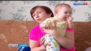 Даша Курилех, 7 месяцев, врожденный порок сердца, спасет эндоваскулярная операция