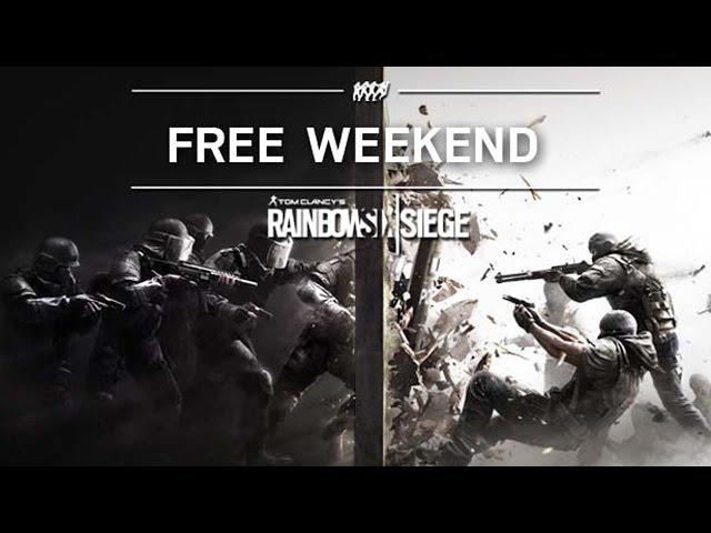 Tom Clancy's Rainbow Six Siege : FIN DE SEMANA GRATUITO DEL 2 AL 5 DE FEBRERO