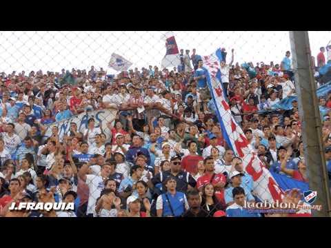 """""""""""Hay que alentar hasta la muerte"""" vs Defensor"""" Barra: La Banda del Parque • Club: Nacional"""