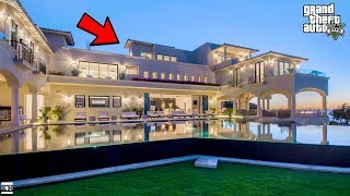 GTA 5 REAL LIFE MOD SS8 #30 THE CLINTON'S FAMILY OFFICIAL MANSION