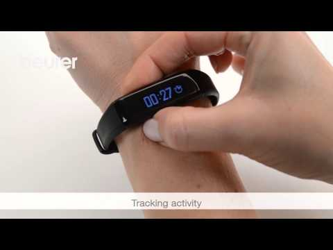Quick Start Video for the AS 80 activity sensor from Beurer.