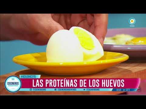 El huevo, mitos, verdades y valores nutricionales