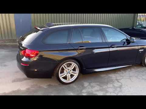 BMW 5 SERIES 3.0 530D M SPORT TOURING 5DR AUTOMATIC