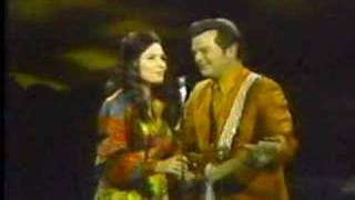 "loretta and conway ""after the fire is gone"""