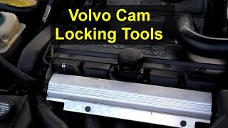 Volvo crankshaft alignment most popular videos how to install and use the cam locking tools volvo s60 850 s70 fandeluxe Image collections