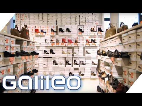 Deichmann: Der erfolgreichste Schuh-Discounter Europas   Galileo   ProSieben