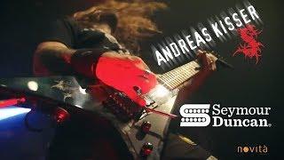 Andreas Kisser - Sepultura e Seymour Duncan
