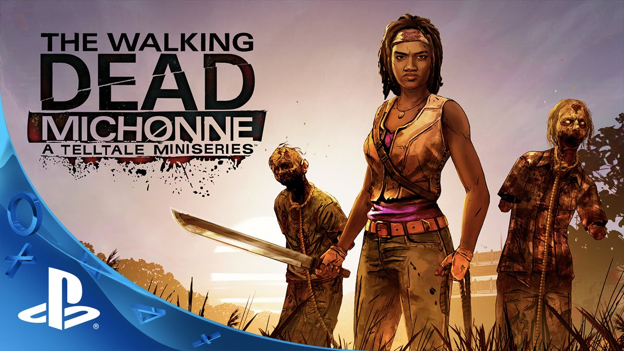 The First 5 Minutes of The Walking Dead: Michonne on PS4, PS3