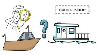 How to find the owner of a boat by HIN number #shorts