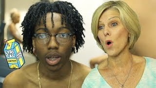 Mom Reacts To Lil Tecca   Ransom (Dir. By @_ColeBennett_)