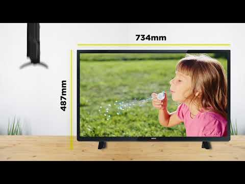 AKAI AKTV3223-3228 HD Redy Smart TV