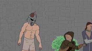 Стражник и карманные кражи Skyrim