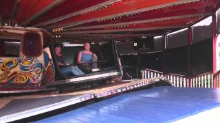 preview picture of video 'Waltzer Ride at Southport Pleasureland July 2014'