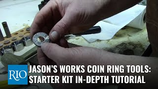 Jason's Works Coin Ring Tools: Starter Kit In-Depth Tutorial