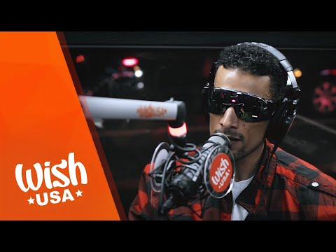 """Corey Clark performs """"Color Me"""" LIVE on the Wish USA Bus"""