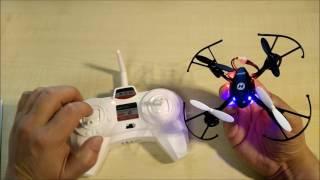 Holy Stone Mini Drohne mit 6-Achsen-Gyrosensor HS170