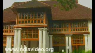 Scenic view of Bolgatty Palace Hotel, Ernakulam