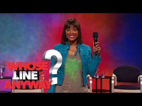 Scénky z klobouku: Hodina biologie - Whose Line Is It Anyway?