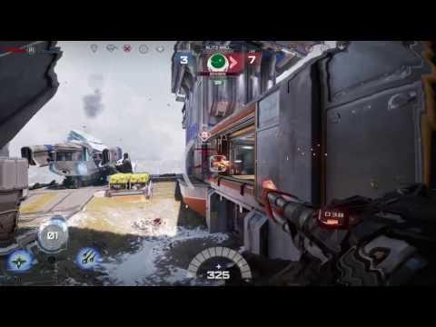 Lawbreakers: un peu de gameplay