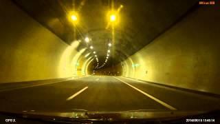 preview picture of video 'Austria (Österreich) S1 Knoten Korneuburg - Knoten Eibesbrunn x3'