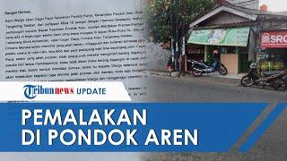 Pengakuan Pedagang Soal Pemalakan di Pondok Aren, Wajib Setor Jatah Preman Rp20 Ribu per Bulan