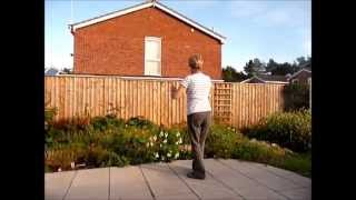 Tai Chi first 17 moves. Beginner Form for you to follow.