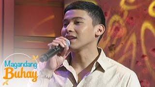 """Magandang Buhay: Enchong sings """"Hanggang Dito Na Lang"""""""