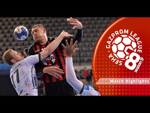 Match highlights: Vardar vs Tatran Presov