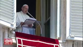 Al Regina Coeli il Pontefice prega per la pace in Terra Santa e in Venezuela