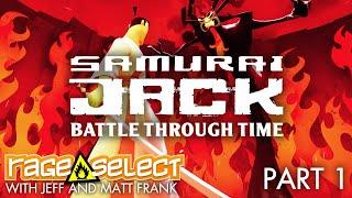 Samurai Jack: Battle Through Time (The Dojo) Let's Play - Part 1
