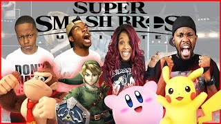 The BEATDOWNS Are Back! Who's Taking The Smash Bros Ultimate Crown?!