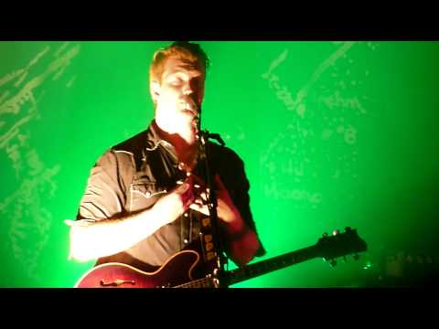 Queens of the Stone Age - 'I Was a Teenage Hand Model' - Live at the Roundhouse, London 2011