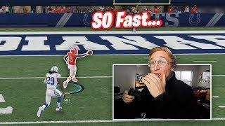 The  New Tyreek Hill Is UNFAIR... Wheel Of MUT! Ep. #26