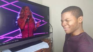 """Vocalist Reacts To Mariah Carey Ft. Ty Dolla   """"The Distance"""" Jimmy Fallon"""