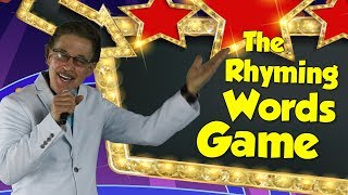 The Rhyming Words Game   Rhyming Song For Kids   Reading & Writing Skills   Jack Hartmann