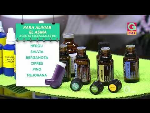 Qué hacer ante el asma alérgica