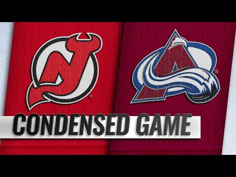 03/17/19 Condensed Game: Devils @ Avalanche