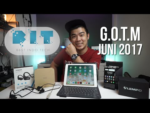 BIT GADGET OF THE MONTH JUNI 2017!