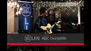 Alec Benjamin - If I Killed Someone For You [Songkick Live]