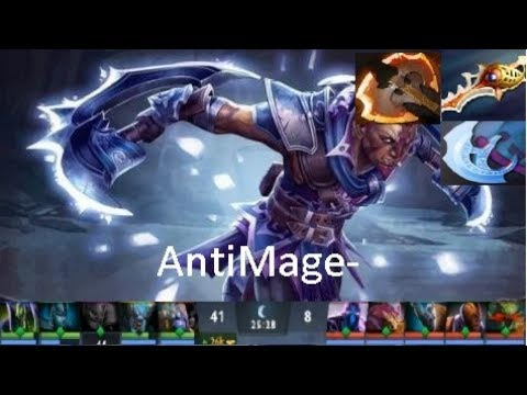 Download World Most Beautiful Comeback Ever Anti Mage Unbelievable